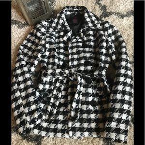 Houndstooth jacket ❤️